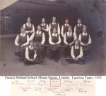Francis Holland School Lacrosse Team 1931 Annotated.jpg