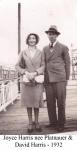David and Joyce Harris 1932.jpg